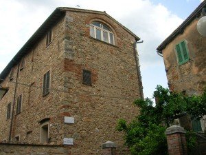 In questo Palazzone, così chiamato, è morto il Venerabile Padre Giovanni e durante la Prima guerra Mondiale, vi furono imprigionati dei soldati austro-ungarici